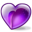 64x64px size png icon of Plum