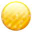 64x64px size png icon of Gold button