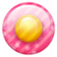 64x64px size png icon of Pink button 1