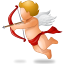 64x64px size png icon of Cupid