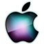 64x64px size png icon of Apple Logo