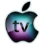 64x64px size png icon of Apple TV Logo
