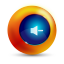 64x64px size png icon of sound decrease