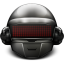 64x64px size png icon of Daft Punk Thomas Off