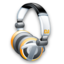 64x64px size png icon of Headphones