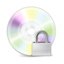 64x64px size png icon of Lock Disk