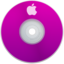 64x64px size png icon of Apple Purple