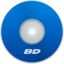 64x64px size png icon of BD Blue