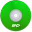 64x64px size png icon of BD Green
