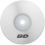 64x64px size png icon of BD White