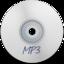 64x64px size png icon of Bonus Mp3