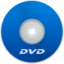 64x64px size png icon of DVD Blue