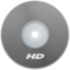 64x64px size png icon of HD Gray