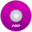 64x64px size png icon of HD Purple