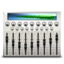 64x64px size png icon of audio mixing desk