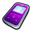 64x64px size png icon of Creative Zen Micro Purple
