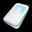 64x64px size png icon of Creative Zen Micro White