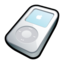 64x64px size png icon of IPod Video White