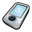 64x64px size png icon of Microsoft Zune White