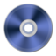 64x64px size png icon of Blue Metallic CD