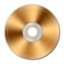 64x64px size png icon of Gold CD