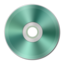 64x64px size png icon of Light Green Metallic CD