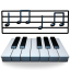 64x64px size png icon of Synthesizer SH