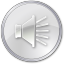64x64px size png icon of Volume Disabled