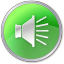 64x64px size png icon of Volume Pressed