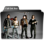64x64px size png icon of Fall Out Boy