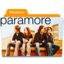 64x64px size png icon of Paramore