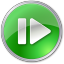 64x64px size png icon of Step Forward Hot