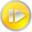 64x64px size png icon of Step Forward Normal Yellow