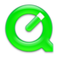 64x64px size png icon of QuickTime Green
