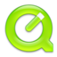 64x64px size png icon of QuickTime Lime