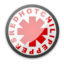 64x64px size png icon of Red hot chili peppers 5