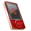 64x64px size png icon of Zune 80gb on rouge
