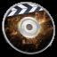 64x64px size png icon of iDVD Nebula