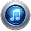 64x64px size png icon of iTunes 10