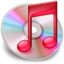 64x64px size png icon of iTunes barbie
