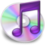 64x64px size png icon of iTunes paars 2