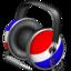64x64px size png icon of Pepsi Punk headphones