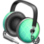 64x64px size png icon of Tacheon Tapestry headphones
