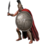 64x64px size png icon of 300 king