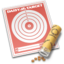 64x64px size png icon of Daisy Air Rifle Target