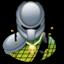 64x64px size png icon of Alien vs predator 1
