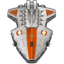 64x64px size png icon of Republic Attack Cruiser