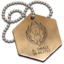 64x64px size png icon of Starbuck's Dogtag