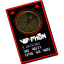 64x64px size png icon of vid phon card