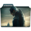 64x64px size png icon of Captain America Winter Soldier Folder 2